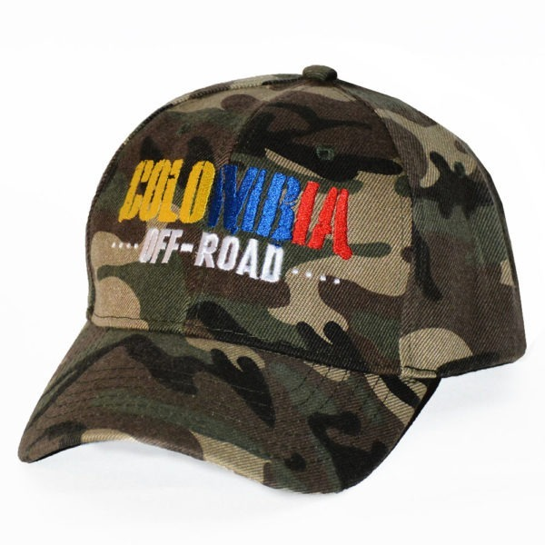 Gorra Colombia Off-road