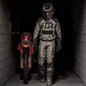 Uniformes para motocross
